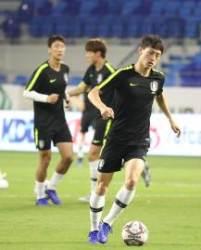 축구대표팀 이재성, 발부상…최소 일주일 못뛴다