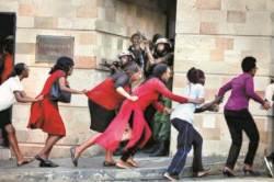 [사진] 케냐 폭탄테러 최소 15명 사망