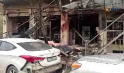 """트럼프 """"IS 격퇴했다"""" 선언 시리아서 자폭테러…미군 포함 16명 사망"""