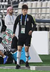 '16강 복귀 청신호' <!HS>기성용<!HE>, 부상 후 첫 팀훈련