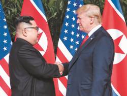 2월말께 만나는 트럼프·<!HS>김정은<!HE>…협상 본게임 시작됐다