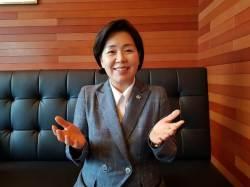 """양향자 """"삼성 경쟁력은 최고 전문가 양성서 비롯···공직사회 그게 없다"""""""