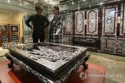 """""""손혜원의 나전칠기박물관은 미등록 <!HS>사설<!HE>박물관…개인 컬렉션"""""""