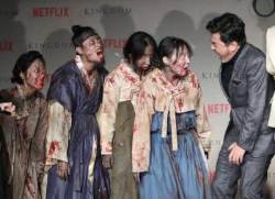 순조실록서 출발한 '킹덤'…한국 좀비 무서운 맛을 보여주마