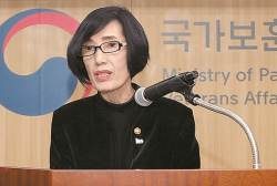 손혜원, 부친 유공자 지정 전 의원실로 보훈처장 오라했다