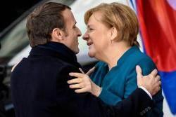 프랑스-독일 56년 만에 새 친선협정…유엔 상임이사국 밀어주기?
