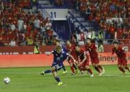 박항서호, VAR에 웃다 울었다…후반 PK 허용, 일본에 0-1