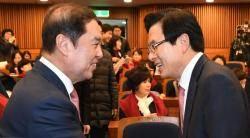 """""""친박·탄핵 프레임 황교안은 안돼"""" 직격탄 날린 김병준"""