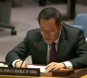 북한, <!HS>UN<!HE> <!HS>안보리<!HE> 참석해 이스라엘 비판···美 우회적 겨냥했나