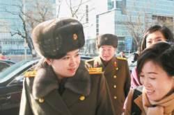 """""""北무역일꾼, 현송월 중국 방문은 '소왕의 행차'"""""""