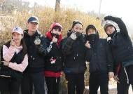 션·젝스키스·경수진…YG, 백사마을서 연탄 봉사 활동