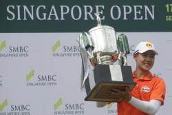 개정 골프 룰 첫 적용 싱가포르 오픈, 라운드 당 20분 단축
