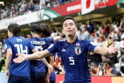 베스트11 중 유럽파 2 VS 11…벤투호, 일본을 배워라