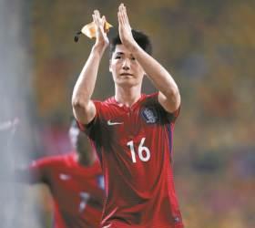 굿바이 캡틴...<!HS>기성용<!HE>, 대표팀 은퇴 공식 발표