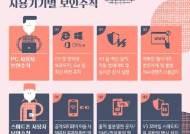 휴게소·기차역 와이파이로 금융거래? NO!…안랩, 설 연휴 기기별 보안수칙 발표