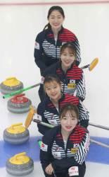 '리틀 팀킴' <!HS>여자<!HE><!HS>컬링<!HE>, '평창 금' 스웨덴 꺾고 월드컵 우승