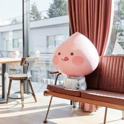 도쿄에서만 살 수 있다는 카카오프렌즈 '치비 어피치' 인형