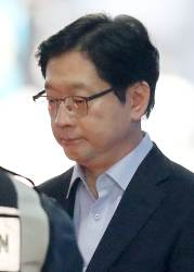 """""""<!HS>김경수<!HE> 선거법 집유는 부당"""" 허익범 특검 항소 검토"""
