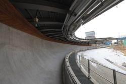 [평창 1년] 윤성빈 썰매 달리던 경기장엔 콘크리트만…