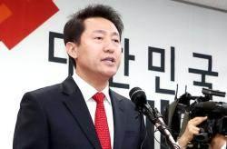 """오세훈 """"탄핵 부정 안돼…박근혜 극복해야 보수정치 부활"""""""