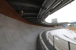 1141억원 들인 경기장 놔두고 해외서 훈련하는 윤성빈