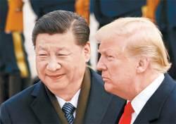 """트럼프 """"3월1일 전에 <!HS>시진핑<!HE> 안 만나""""···정상회담 부인"""
