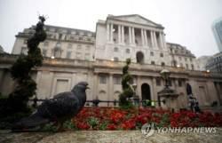 英중앙은행, <!HS>기준금리<!HE> 0.75% 동결···브렉시트 불확실성 여파
