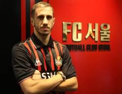 '세르비아 득점왕 출신' 페시치, FC서울 '제2의 데얀'으로 뜰까.