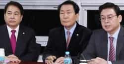 정우택·<!HS>심재철<!HE>·안상수, 한국당 전대 불출마 입장 표명