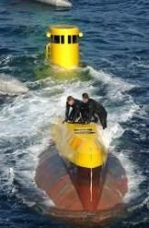美해안서 '北상어급 잠수함'? 알고보니 훈련용 잠수정
