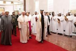 [채인택의 글로벌 줌업]교황, 가톨릭 이주자 품은 아라비아에서 이민장벽 트럼프에 '경고 신호'