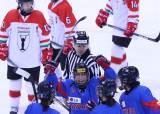 여자아이스하키, W네이션스 챌린지 결승서 헝가리 5-1 대파