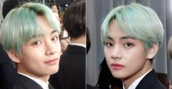 "BTS's V <!HS>Is<!HE> Chosen To Be ""The Most Daring"" Look At THE GRAMMY"