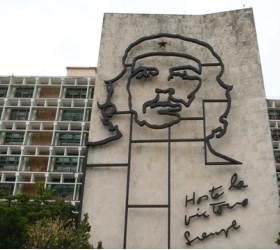 <!HS>체<!HE> <!HS>게바라<!HE>, 혁명의 추억을 내다 파는 쿠바의 딱한 기념품