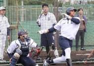 """[IS 인터뷰] 두산 페르난데스, """"ML 미련 없다, 내 야구 보여주려고 왔다"""""""