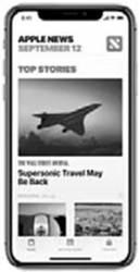 미국 내 <!HS>아이폰<!HE> 사용자, 월 10달러면 뉴스 무제한 구독