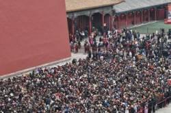 중국 연휴기간 여행, 인산인해 피하려면?