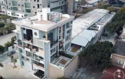 중국 SNS서 난리! 폐공장 개조한 6층짜리 주택