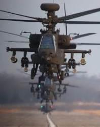 [박용한 배틀그라운드]1대로 적 전차 16대 파괴···아파치 공격헬기 훈련 직접 보니