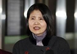 """여성단체연합 """"최영미 승소는 진실과 미투의 승리"""""""