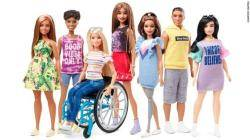 [알쓸신세] 휠체어·의족 바비 인형 나온다..환갑 맞은 바비의 이유있는 변신