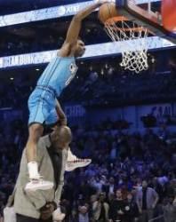 '샤킬 오닐 뛰어넘은' 디알로, NBA 덩크왕