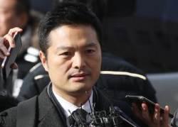 """""""이제부터 국민께 보고""""…김태우 '비밀누설' 혐의 2차 조사받아"""