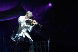 뮤지컬 파가니니 연기하는 진짜 바이올리니스트 '콘'