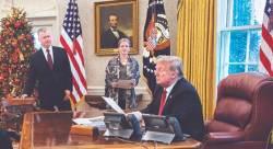 트럼프를 좌절시킨 비건의 '평양 보고'