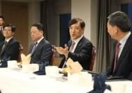 """이주열 총재 """"제조업 경쟁력 제고, 한국 경제 생존 문제"""""""