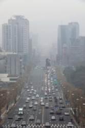 21일 스모그 우려…20일 수도권에 첫 미세먼지 예비 저감조치