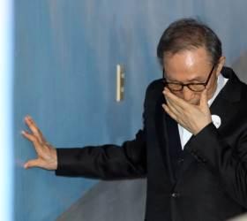 """<!HS>이명박<!HE> 전 대통령 측 """"확인된 병만 9개"""" 석방 요청…'돌연사 위험' 주장도"""