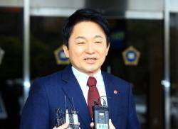 원희룡, 벌금 80만원 확정 '지사직 유지'…검찰 항소 포기