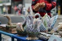 [서소문사진관] 새·뱀·가방 되어 흩어지는 남미 독립영웅 시몬 볼리바르
